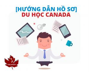 Các bước làm hồ sơ du học Canada