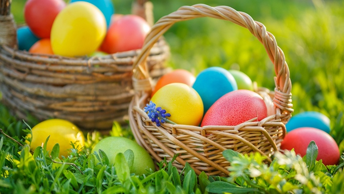 Easter Monday in Canada