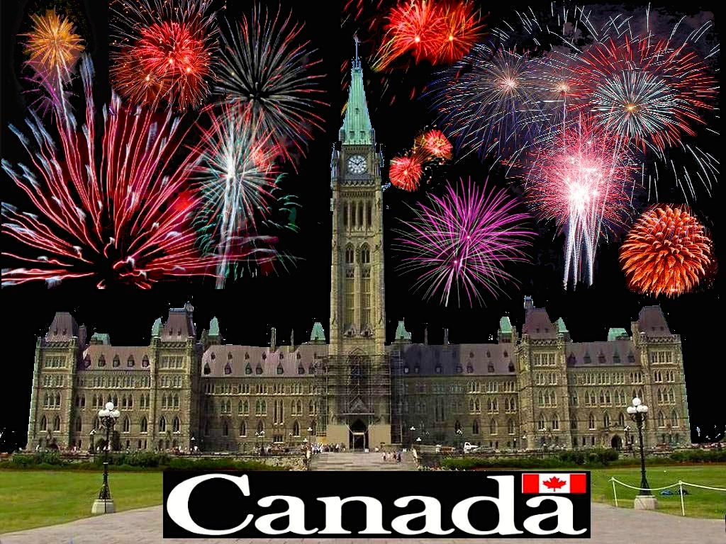 New Year's Day in Canada