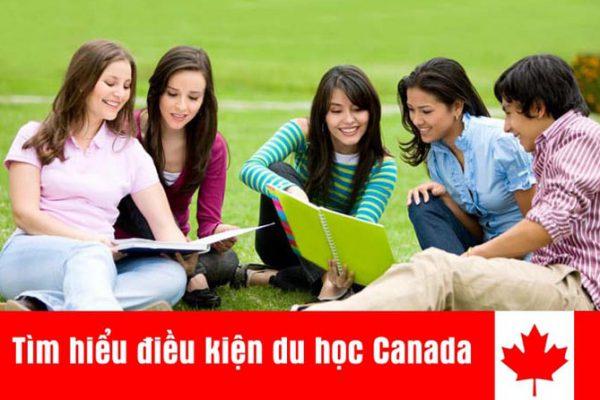 Điều kiện du học Canada mới nhất