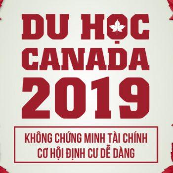 Du học Canada và cơ hội định cư 2019