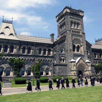 Các trường đại học tại Canada