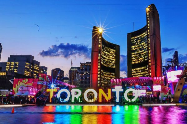 Các trường đại học cao đẳng tại Toronto