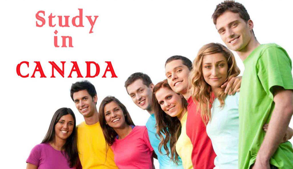 du học Canada dưới 18 tuổi