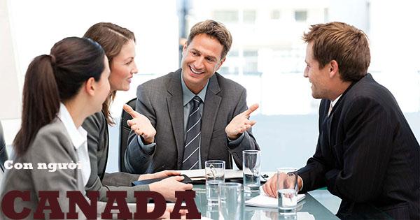 con người ở canada, tính cách con người canada, đất nước con người canada, con người và đất nước canada