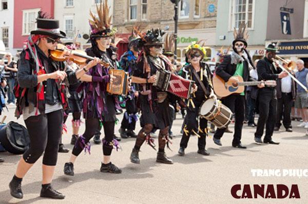 trang phục truyền thống của canada, trang phục truyền thống canada, trang phục truyền thống nước canada, trang phục truyền thống của người canada
